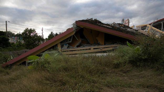 Rico earthquake
