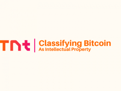 Classifying Bitcoin as Intellectual Property