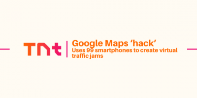 Google replies Google Maps 'hack' uses 99 smartphones to generate simulated traffic jams