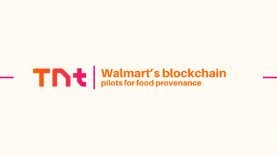 Walmart's blockchain pilots for food provenance