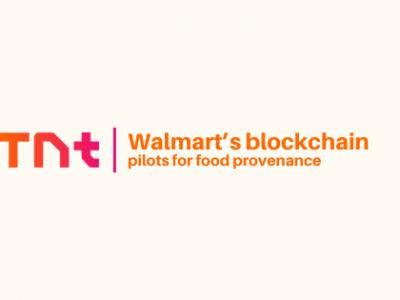 Walmart's blockchain pilots for food provenance